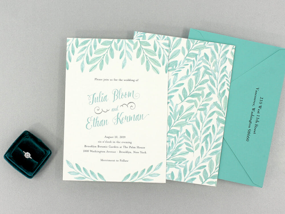Tips And Tricks For Your Wedding Invitation Blog Post 1000x750