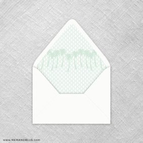 Tropical Breeze 9 Envelope Liner