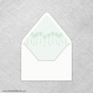 Tropical Breeze 9 Envelope Liner