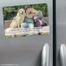 True Love 3 Refrigerator Save The Date Magnets