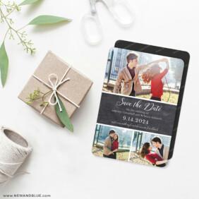 Union Square Wedding 4 Wedding Magnet