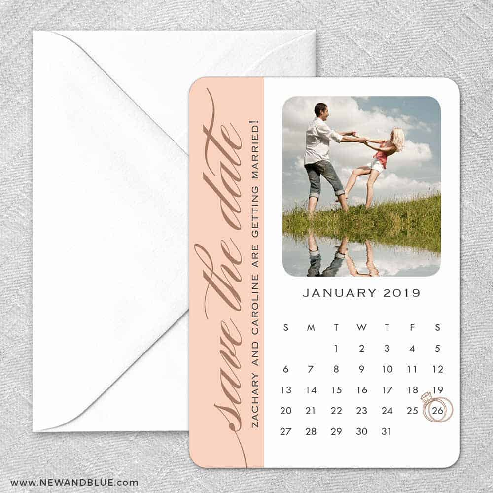 United Calendar Classic Size