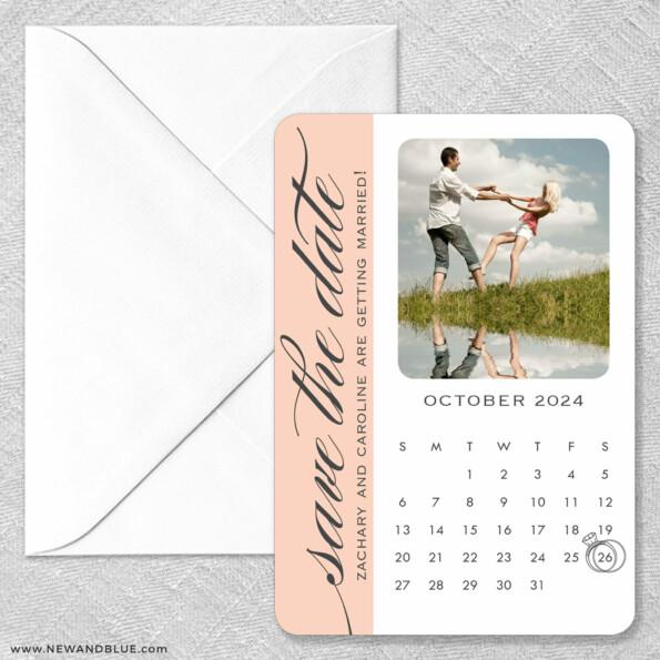 United Calendar Magnet Size Classic