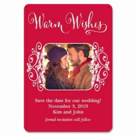 Wonderful Time Of The Year 1 Save The Date Magnets
